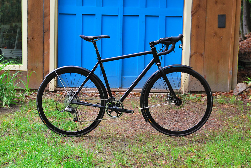 Chris's CXish Commuter : WET WEATHER MODE