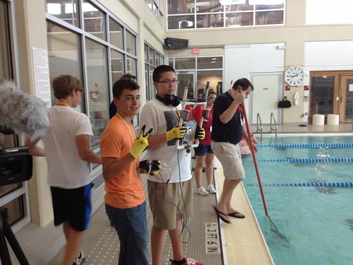 Sea Perch Competition - NSLC at Georgia Tech