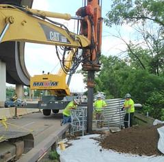 Core Drilling, OCS Foundation, Benning Road