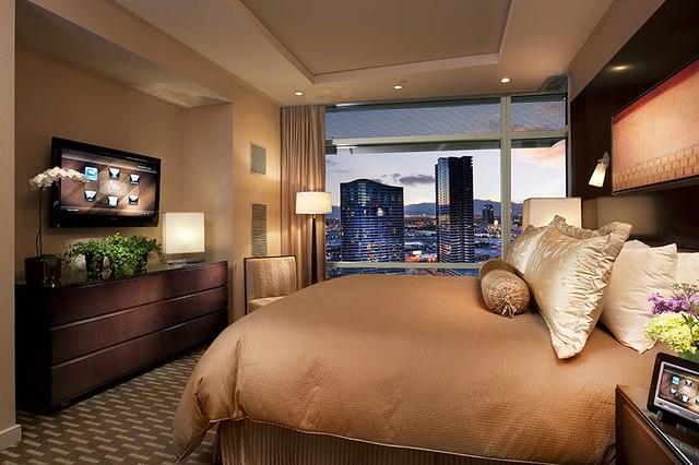 Aria Hotel, Vegas