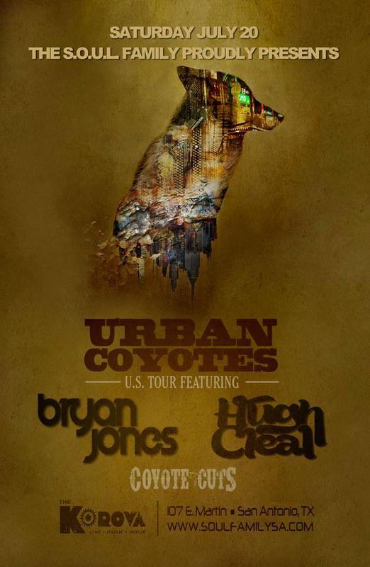 Uran Coyotes Tour