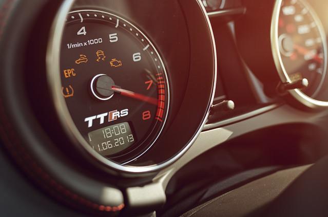 Audi TT RS Roadster 6