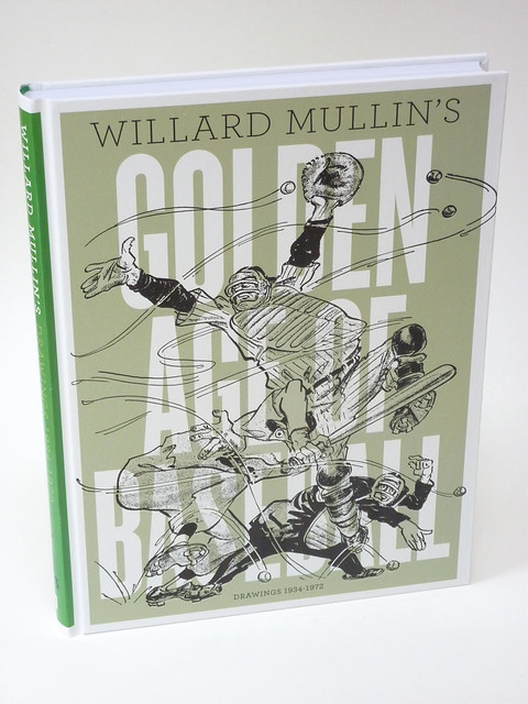 Willard Mullin's Golden Age of Baseball