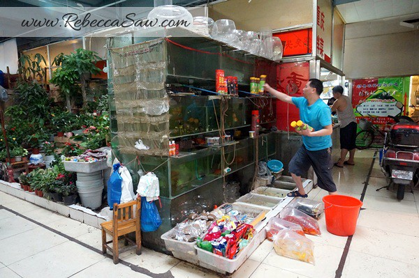 Chengdu - Morning Market-079