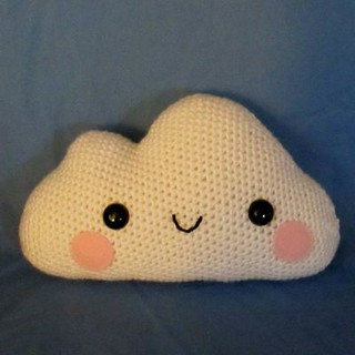 Happy Amigurumi Cloud