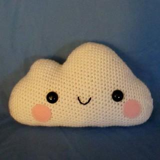 Happy Amigurumi Cloud