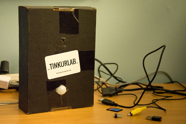TinkurBooth Prototype