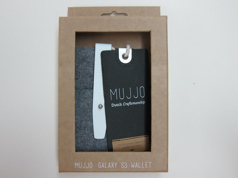 Mujjo Galaxy S3 Wallet