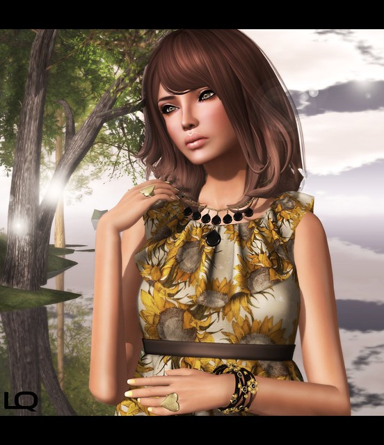 -Belleza- Ashley SK BBB 2 & TRUTH HAIR Kimbra [Roots] - Browns01Fade