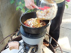 The Remarkable EcoZoom Rocket Stove plus Giveaway   Backdoor Survival