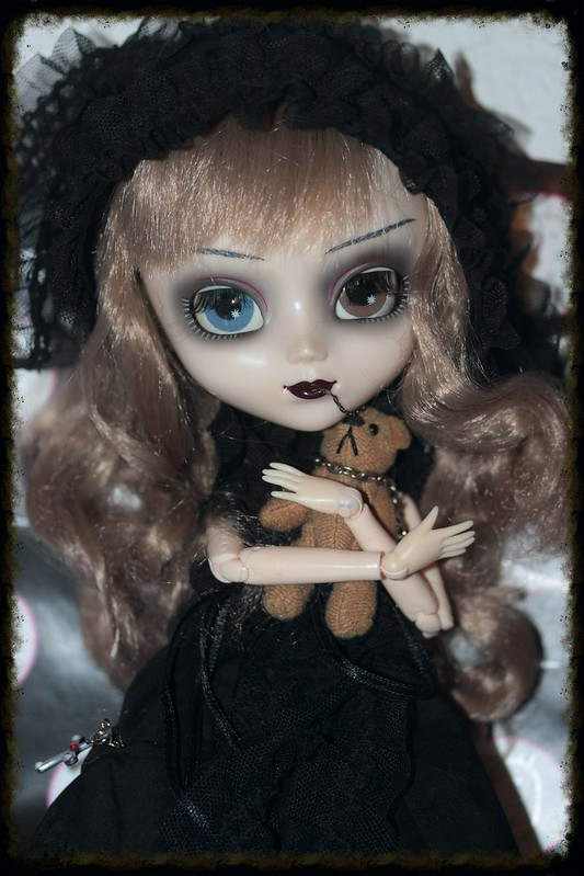 my grail Pullip Noir 2003