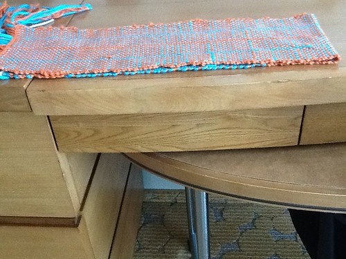 First weaving project by momoo50