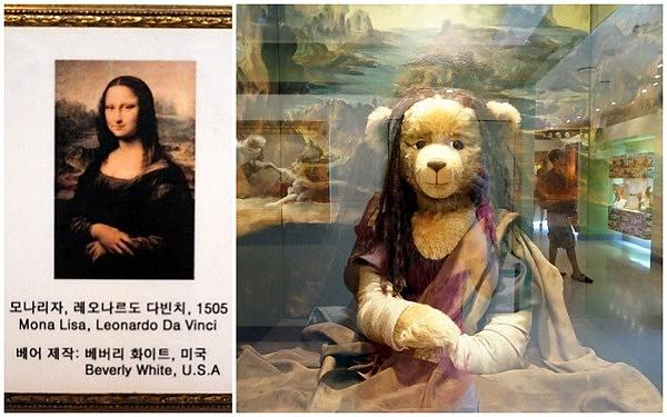 Teddy Bear Museum Jeju Island - Rebeccasawblog-042