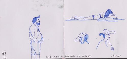 Sada - Playa de Morazón 3 - A Coruña 001
