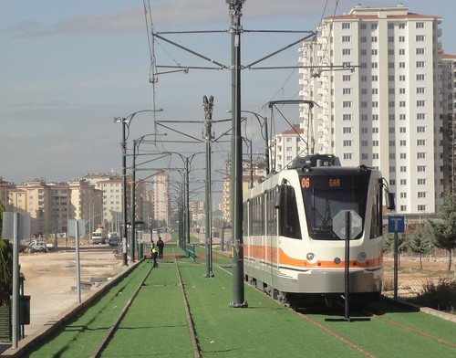 COMSA reinforces its activities in Turkey by expanding the tramway in Gaziantep