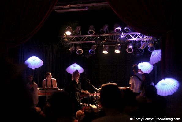 Austra @ Star, Portland, OR 9/5/2013