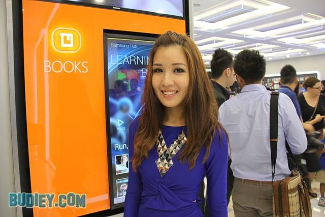 Samsung Megan Tan