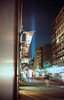 """Tribute in Light"" (Towers of Light) 9/11 2013, Lafayette Street, NYC by setpower1"