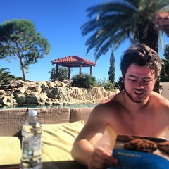 Poolside @ Amfora, Hvar