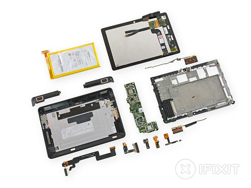Ifixit Kindle Fire HDX 7
