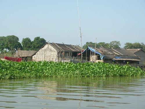 Siem Reap-Battambang - bateau (14)
