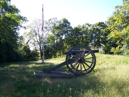 Confederate Redoubt No. 1