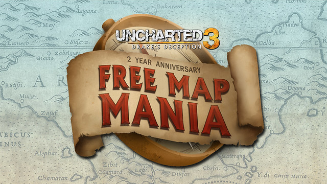 Uncharted 3 free dlc