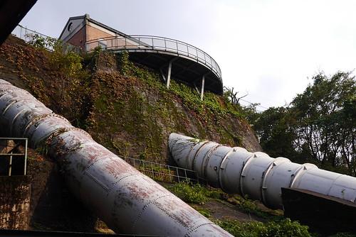 下山発電所美術館
