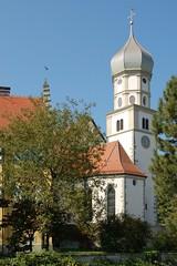Wasserburg am Bodensee - Pfarrkirche St. Georg (2)