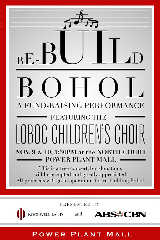 LOBOC CHILDREN'S CHOIR TO SERENADE AT THE POWER PLANT MALL