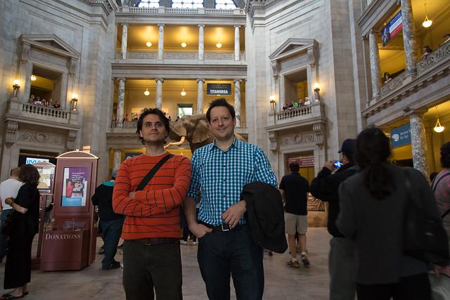 Smithsonian's Laser Cowboys