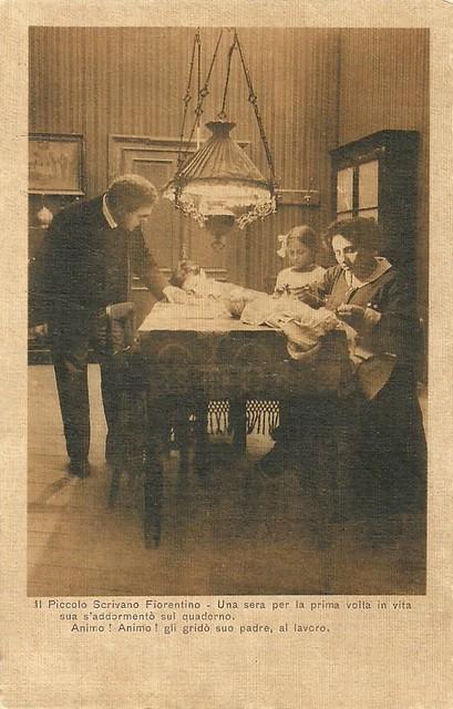 Ermanno Roveri in Il piccolo scrivano fiorentino