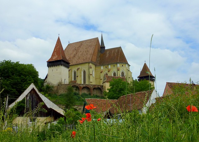 Biertan, Romania (Unesco world heritage)