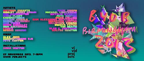 Bring Your Own Beamer Birmingham 2013