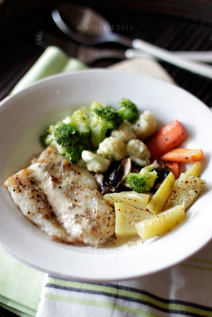 Pan Fried Dory Fish