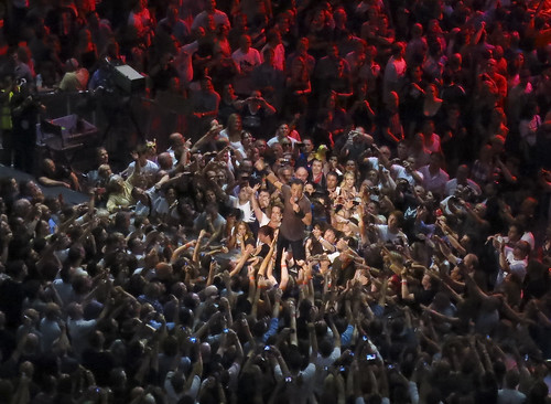 Bruce Springsteen (First Direct Arena, Leeds  24.7.2013)