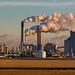 E-on power plant at twilight by BraCom (Bram)