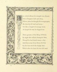 "British Library digitised image from page 48 of ""St. George and the Dragon [in verse], illustrated by J. Franklin [With a preface signed H.]"""