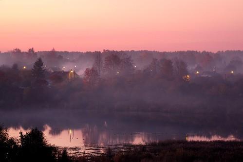 landscape latvia