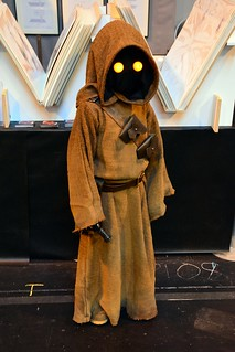 Jawa Cosplay at Birmingham Comic-Con 2013