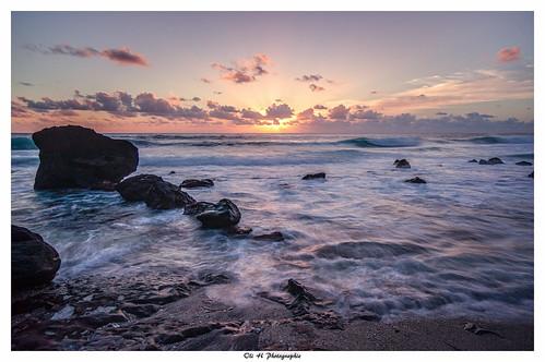 longexposure sunset seascape de landscape grande plage dri petite île nex anse reunionisland poselongue îledelaréunion 1018mm oceanindienindianocean sonynex6