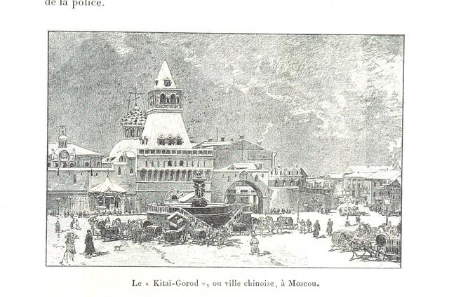 Image taken from page 393 of 'La Russie et les Russes. Kiew et Moscou. Impressions de voyage. Ouvrage illustré de ... gravures, etc'