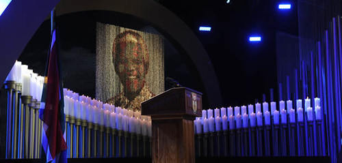 State Funeral of former President Nelson Mandela, 15 Dec 2013