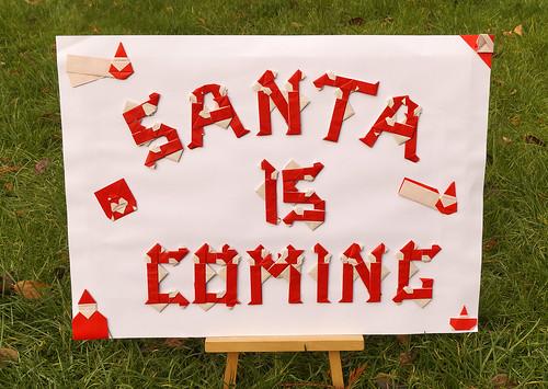 Origami Santa with a message (Hiromi Kojima) - Santa shaped clip (Ryuko Nashimoto) - Santa Claus (Katsushi Nosho) - Üzenet a mikulásnak (Zsuzsanna Kricskovics) - Santa Page Marker (David Petty) - 'Thank You, Santa Claus' (Takako Ogura)