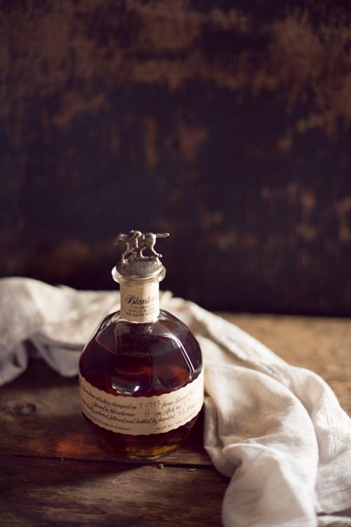 Bottle of Bourban