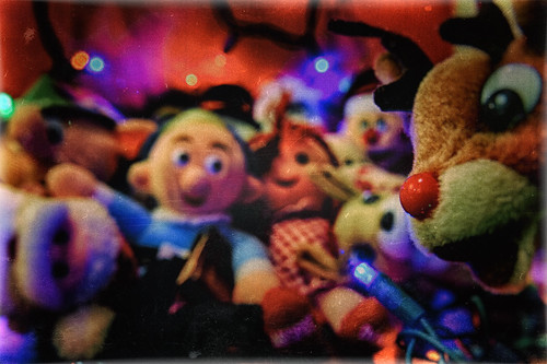 The Misfit Toys Christmas Office Party #Flickr12Days by hbmike2000