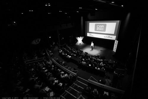 Jack Abbott Thanks Car2Go  for Sponsoring TEDx   TEDxSanDiego 20