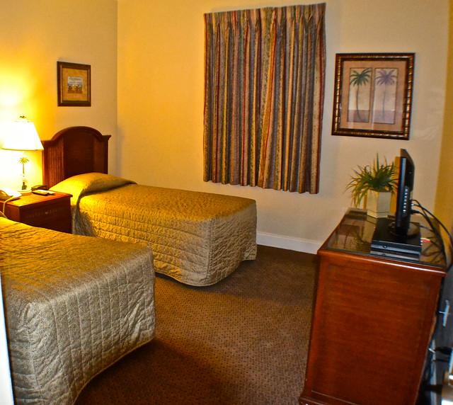 3 Bedroom Suite at blue heron beach resort