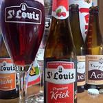 ベルギービール大好き! サン・ルイ・クリーク St. Louis Kriek