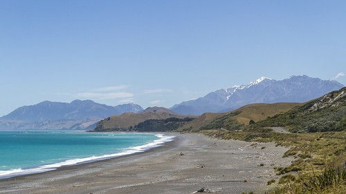 Noord-oostkust Zuidereiland - North-Eastcoast Southern Island New Zealand